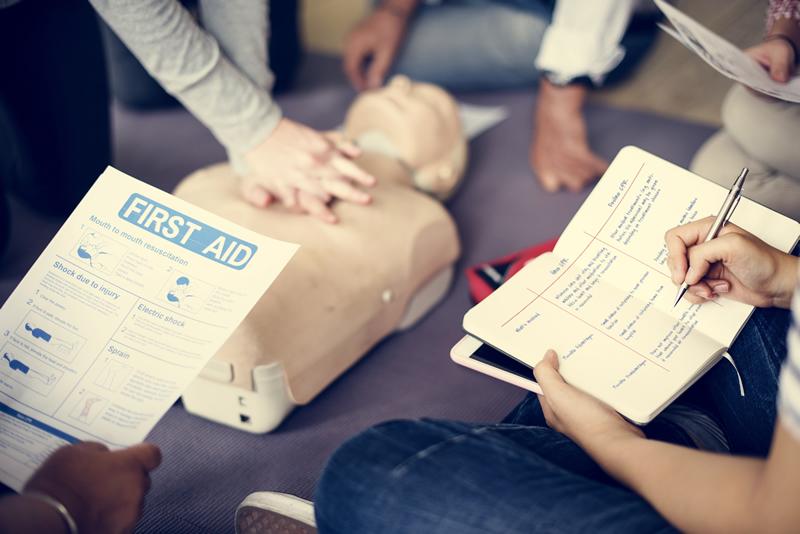 RH Sanders & Associates CPR AED Illinois Wisconsin Colorado